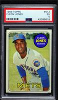 Cleon Jones [PSA 5 EX]