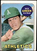 High # - Dick Green [GOOD]
