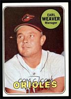 High # - Earl Weaver [EX]