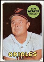 High # - Earl Weaver [EX MT]