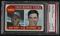 High # - Gerry Kenney, Len Boehmer [PSA8NM‑MT]