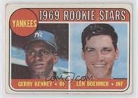 High # - Gerry Kenney, Len Boehmer [PoortoFair]