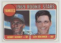 Len Boehmer, Gerry Kenney [Good to VG‑EX]