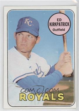 1969 Topps - [Base] #529 - High # - Ed Kirkpatrick