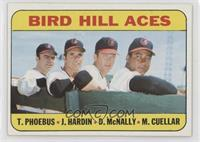 High # - Bird Hill Aces (Tom Phoebus, Jim Hardin, Dave McNally, Mike Cuellar) […