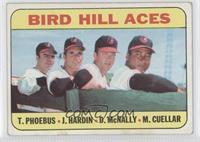 Tom Phoebus, Jim Hardin, Dave McNally, Mike Cuellar [GoodtoVG&#8209…