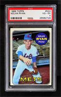 High # - Nolan Ryan [PSA 4 VG‑EX]