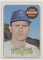 High # - Jerry McNertney