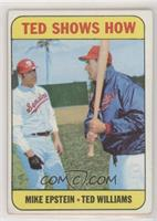 Mike Epstein, Ted Williams [Poor]