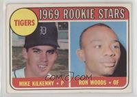High # - Mike Kilkenny, Ron Woods [Poor to Fair]