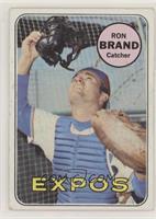 High # - Ron Brand