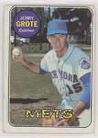 Jerry Grote [Good to VG‑EX]