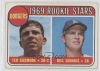 Ted Sizemore, Bill Sudakis [GoodtoVG‑EX]
