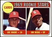 High # - Joe Hague, Jim Hicks [EX+]