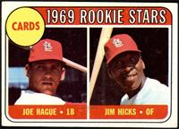 High # - Joe Hague, Jim Hicks [VG]