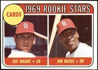 High # - Joe Hague, Jim Hicks [EXMT]