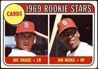 High # - Joe Hague, Jim Hicks [GD+]