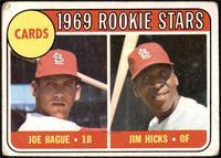 High # - Joe Hague, Jim Hicks [POOR]