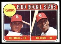 High # - Joe Hague, Jim Hicks [NM]