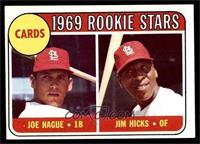 Joe Hague, Jim Hicks [EXMT]
