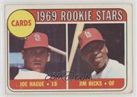 Joe Hague, Jim Hicks [GoodtoVG‑EX]