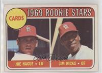 Joe Hague, Jim Hicks [Poor]