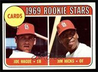 Joe Hague, Jim Hicks [EX]