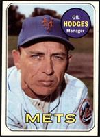 High # - Gil Hodges [EX MT]