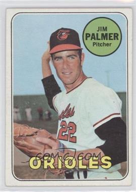 1969 Topps - [Base] #573 - Jim Palmer