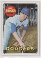 High # - Bill Singer