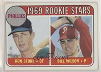 High # - Ron Stone, Bill Wilson [GoodtoVG‑EX]