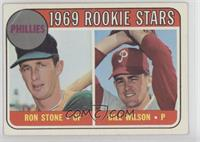 Ron Stone, Bill Wilson [Poor]