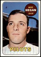 High # - Mike Hegan [NM+]