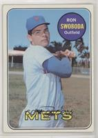 High # - Ron Swoboda