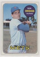 High # - Ron Swoboda