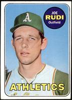Joe Rudi [EX]