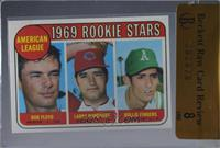 High # - Bobby Floyd, Larry Burchart, Rollie Fingers [BRCR 8]