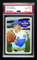 Tug McGraw [PSA 8 NM‑MT]