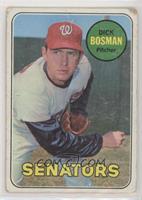High # - Dick Bosman [NonePoortoFair]