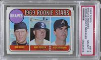 High # - Bob Didier, Walt Hriniak, Gary Neibauer [PSA8NM‑MT]