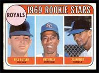 Bill Butler, Pat Kelly, Juan Rios [VGEX]