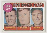 Bill Conigliaro, Syd O'Brien, Fred Wenz [Good to VG‑EX]