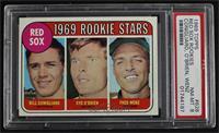 High # - Bill Conigliaro, Syd O'Brien, Fred Wenz [PSA8NM‑MT]