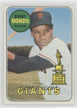 1969 Topps - [Base] #630 - Bobby Bonds