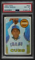 High # - Fergie Jenkins [PSA 8 NM‑MT]