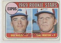 Dan McGinn, Carl Morton [GoodtoVG‑EX]