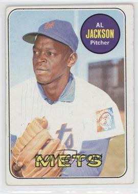 1969 Topps - [Base] #649 - Al Jackson [Good to VG‑EX]