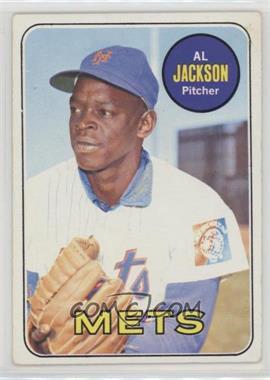 1969 Topps - [Base] #649 - Al Jackson [GoodtoVG‑EX]