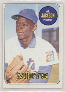 1969 Topps - [Base] #649 - High # - Al Jackson