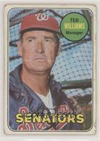 High # - Ted Williams [NonePoortoFair]